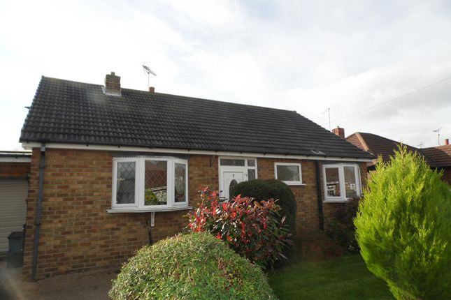 Thumbnail Bungalow for sale in Mossdale Close, Scawthorpe, Doncaster
