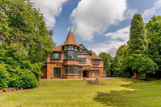 Thumbnail Detached house for sale in Doveridge, Ashbourne, Derbyshire