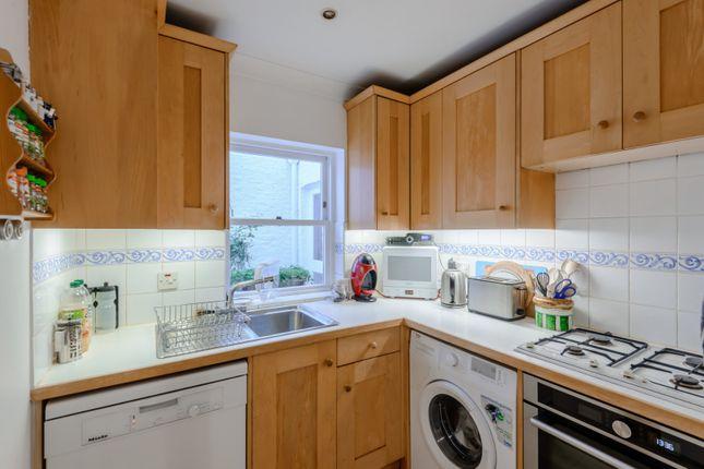 Kitchen of Harcourt Terrace, London SW10