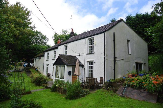 Thumbnail Detached house for sale in Pontnewynydd, Pontypool