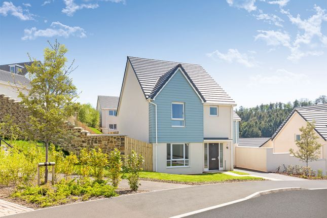 "Thumbnail Detached house for sale in ""The Kennford"" at Primrose, Weston Lane, Totnes"