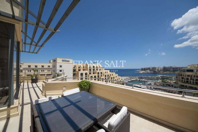 Thumbnail Apartment for sale in Penthouse In Portomaso, Penthouse In Portomaso, Malta