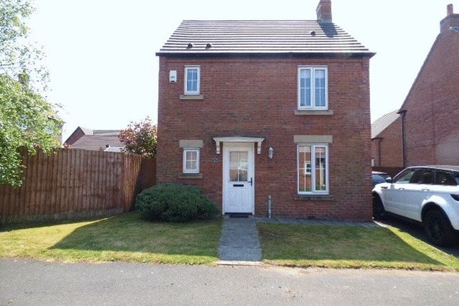 Thumbnail Detached house to rent in Yoxall Drive, Kirkby, Liverpool