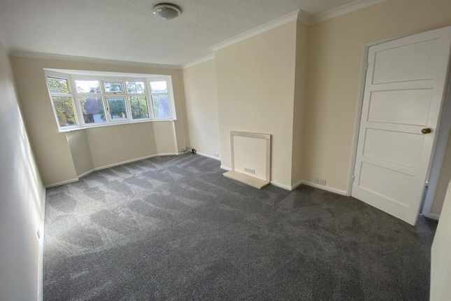 Thumbnail Flat to rent in Mere Green Road, Sutton Coldfield, West Midlands