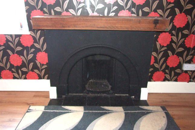 Fireplace of Old Shop, Mynyddygarreg, Kidwelly SA17