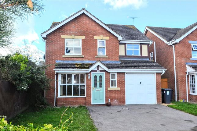 Thumbnail Detached house for sale in Othello Avenue, Heathcote, Warwick