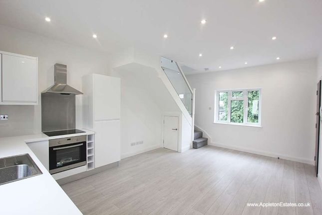 Thumbnail Flat to rent in Leicester Road, Addiscombe, Croydon
