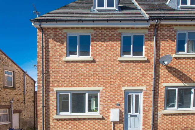 Thumbnail End terrace house to rent in Cleadon Street, Consett