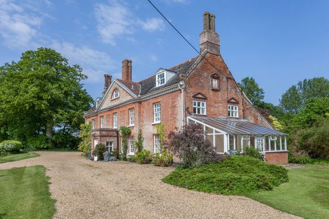 Thumbnail Detached house for sale in Watton, Thetford