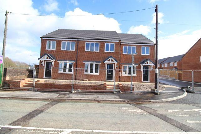 Thumbnail Terraced house for sale in Woodland Street, Biddulph, Stoke-On-Trent