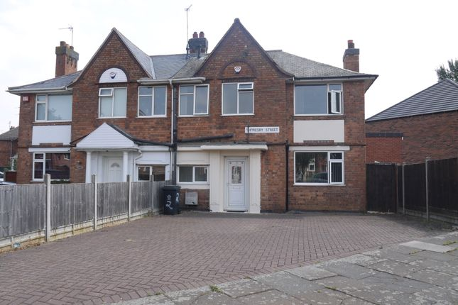 Thumbnail Semi-detached house for sale in Thoresby Street, Leicester