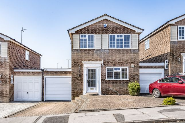 Thumbnail Detached house for sale in Tubbenden Close, Orpington
