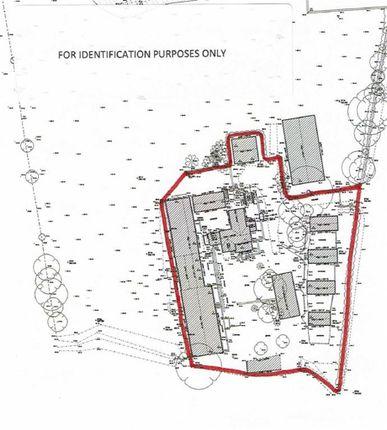 Thumbnail Land for sale in Barrage Road, Biddulph Moor, Stoke-On-Trent