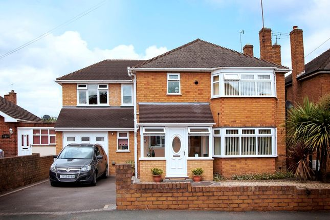 Thumbnail Detached house for sale in Mount Pleasant, Kingswinford