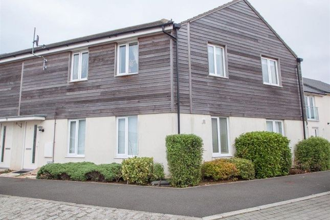 Thumbnail Maisonette to rent in Rifleman Walk, Southway, Plymouth