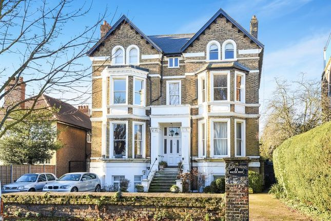 Thumbnail Flat for sale in Bolton Road, Chiswick, London