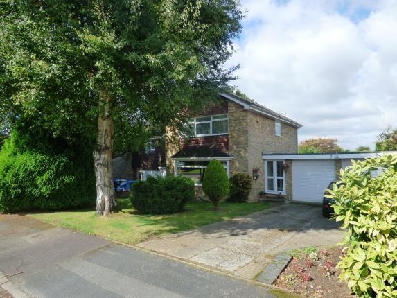 Front of Oak Tree Close, Headley, Bordon GU35