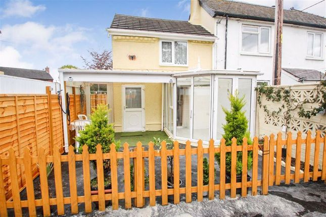 End terrace house for sale in Four Crosses, Llanymynech