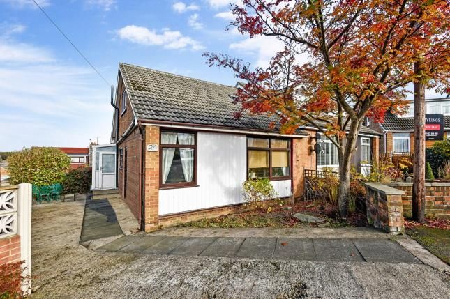 3 bed semi-detached house for sale in Hill Top Rise, Harrogate, North Yorkshire