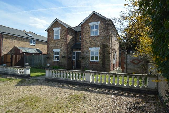 Thumbnail Detached house for sale in Fairfield Way, Halstead