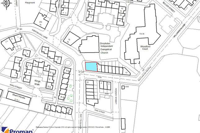 Land for sale in Land At Williamson Lane, Droylsden