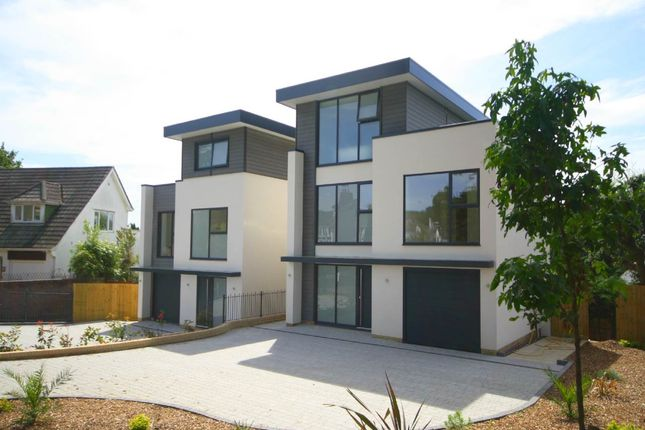 Thumbnail Property to rent in Harbour View Road, Lower Parkstone, Poole