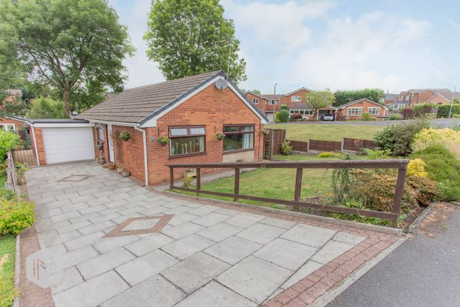 Thumbnail Bungalow for sale in Greenheys Crescent, Greenmount, Bury