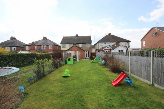 3 bed semi-detached house for sale in Francis Road, Braintree, Essex