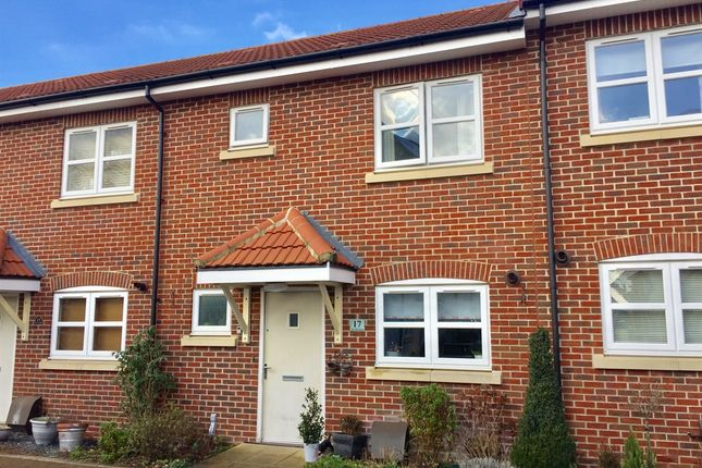 Thumbnail Terraced house for sale in The Mallards, Totton, Southampton
