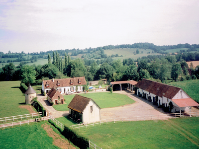 Thumbnail Equestrian property for sale in Le-Merlerault, Orne, France