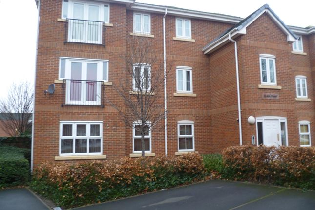 Thumbnail Flat to rent in Meander Close, Wilnecote, Tamworth
