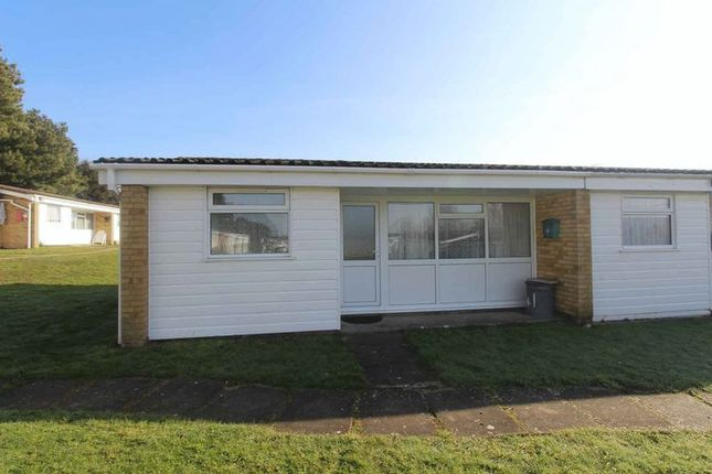 Front of Waveney Valley, Kingfisher Park Homes, Burgh Castle, Great Yarmouth NR31