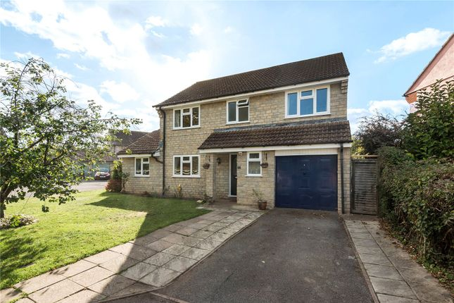 Thumbnail Detached house for sale in Portmans, North Curry, Taunton, Somerset