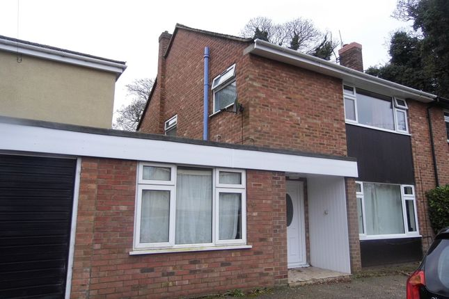 Thumbnail Detached house to rent in Dereham Road, Norwich
