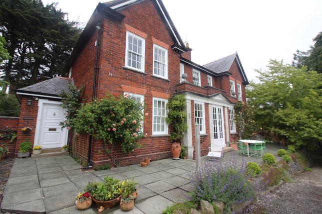 Thumbnail Detached house for sale in Rose Hill, Holywell