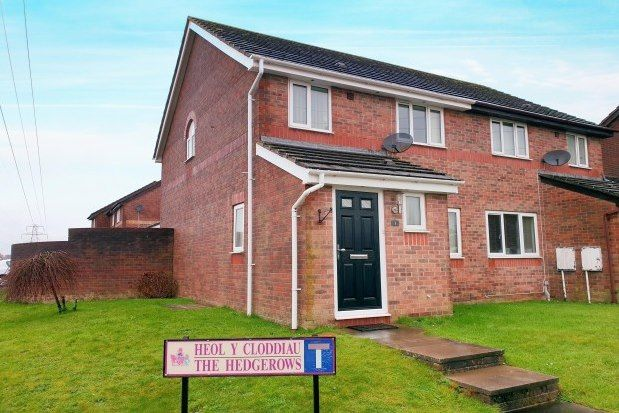 3 bed detached house to rent in Heol Y Cloddiau, Llanelli SA14
