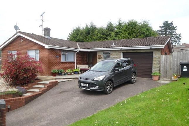Thumbnail Detached bungalow for sale in Barley Corn Square, Cinderford