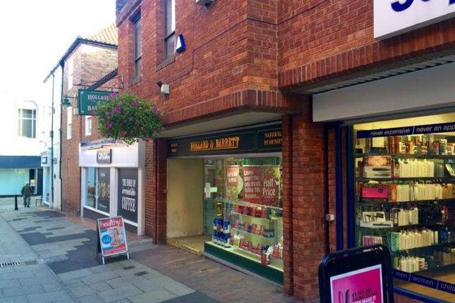 Thumbnail Retail premises to let in Unit 1 St Marks Lane, Newark, Newark