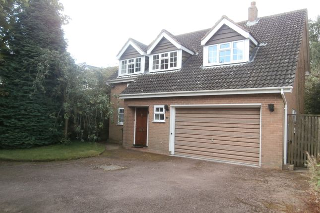 Thumbnail Detached house for sale in Sherifoot Lane, Sutton Coldfield