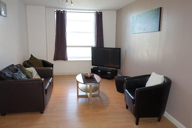Thumbnail Flat to rent in Market Street, Aberdeen