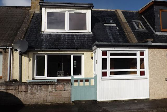 Thumbnail Terraced house for sale in 20A Back Street, Hilton