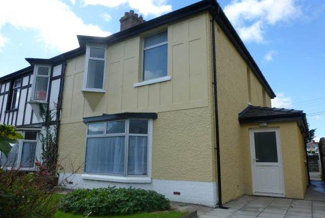 Thumbnail Semi-detached house to rent in Parc Yr Afon, Carmarthen, Carmarthenshire