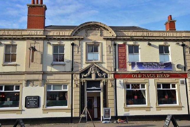 Thumbnail Pub/bar for sale in 84 Liverpool Road, Manchester