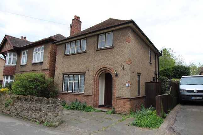 Thumbnail Detached house for sale in Back Hill, Ely