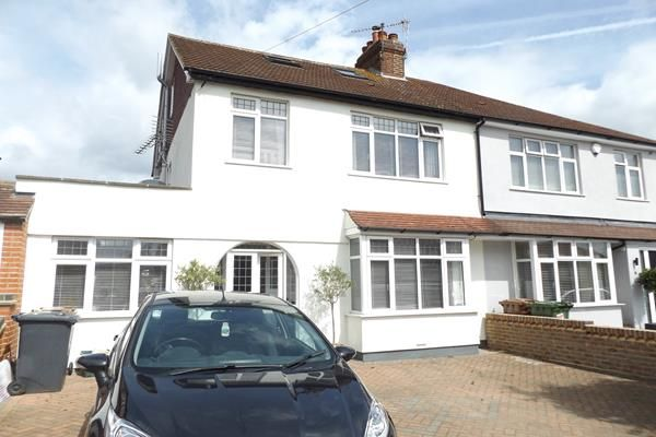 Thumbnail Semi-detached house for sale in Maxwell Road, Welling