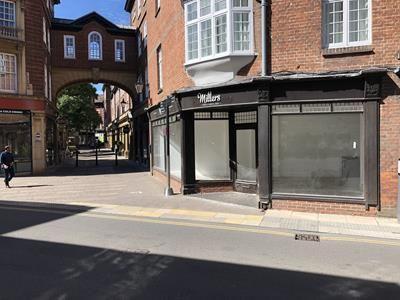 Thumbnail Retail premises to let in 12 Sussex Street, Cambridge, Cambridgeshire