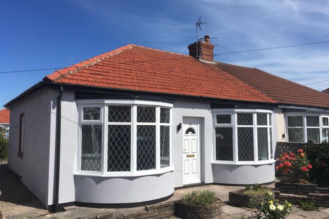 Thumbnail Semi-detached bungalow to rent in Roseacre, South Shore, Blackpool