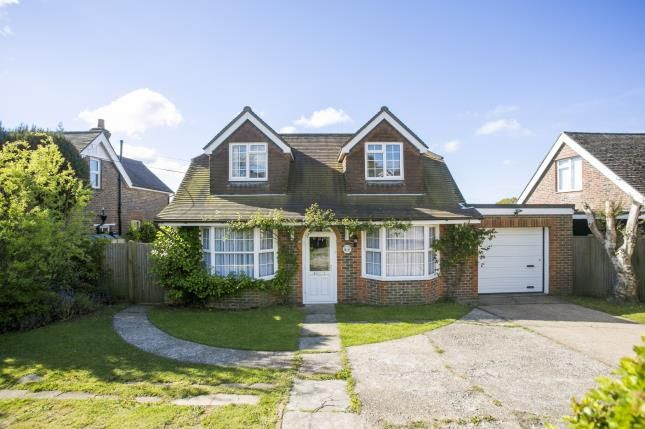 Thumbnail Bungalow for sale in Spring Hill, Punnetts Town, Heathfield, East Sussex