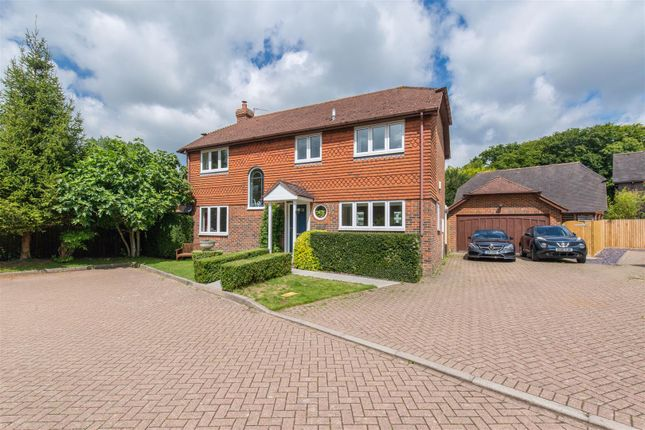 Thumbnail Detached house for sale in Old Heath Close, Halland, Lewes