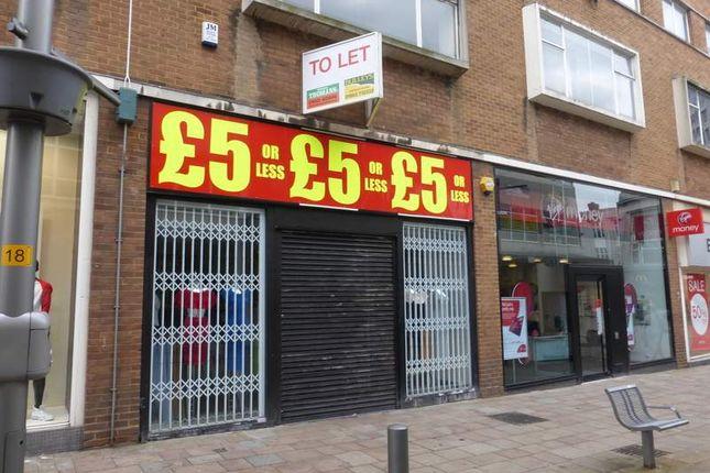 Thumbnail Retail premises to let in 66 Queen Street Wolverhampton, West Midlands